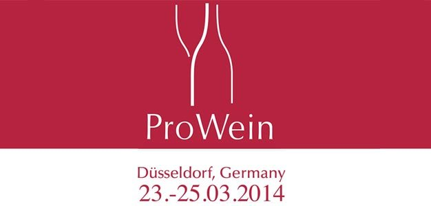 Partecipazione al Prowein 2014