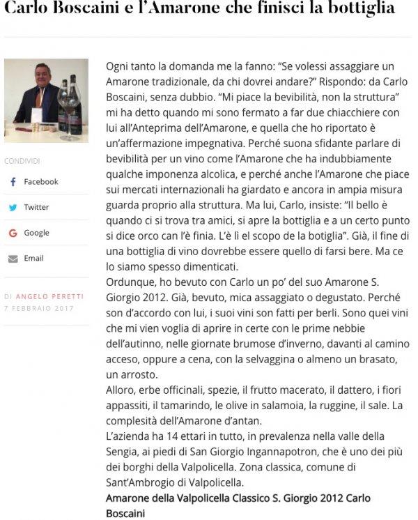 blog di Angelo Peretti : INTERNET GOURMET