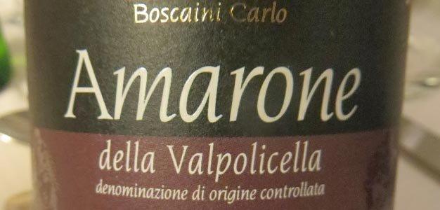 NEW VINTAGE Amarone S.Giorgio Available: 2006