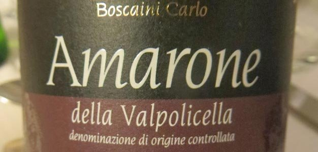 NEW VINTAGE Amarone S.Giorgio Available: 2006